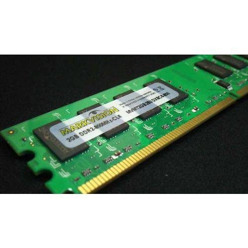 Memória Markvision 2GB DDR2 800 Mhz