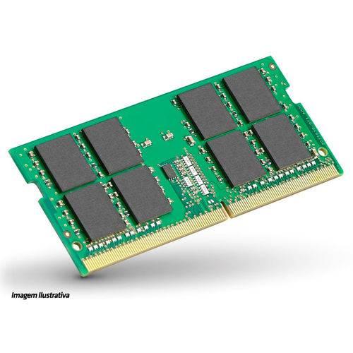 Memoria Note Acer Hp Dell Lenovo Kingston KCP424SS8/8 8GB DDR4 2400MHZ CL17 Sodimm 260-Pin 1.2V