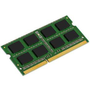Memória P/ Notebook DDR3 8GB 1600MHZ Kingston KCP3L16SD8/8