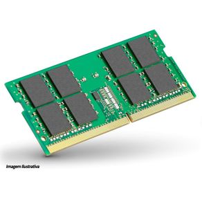 Memória P/ Notebook Kingston KCP424SS8/8 DDR4 8GB 2400MHZ CL17 SODIMM