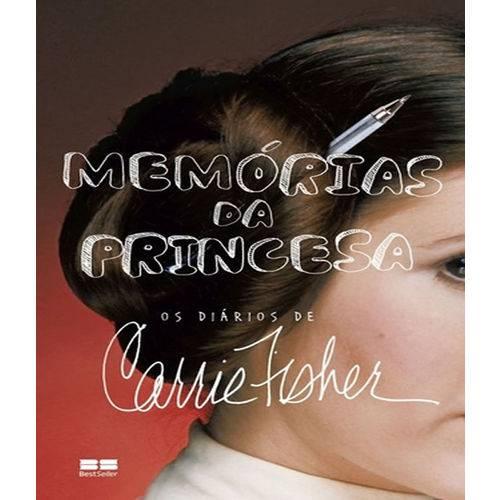 Memorias da Princesa - os Diarios de Carrie Fisher