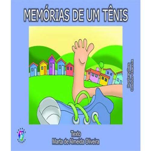 Memorias de um Tenis - 02 Ed