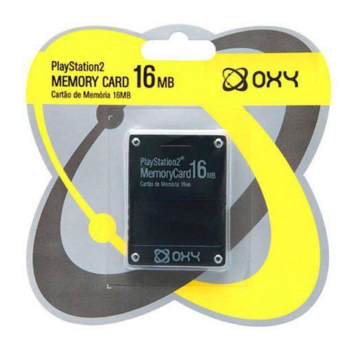 Memory Card 16mb Playstation 2 – Oxy