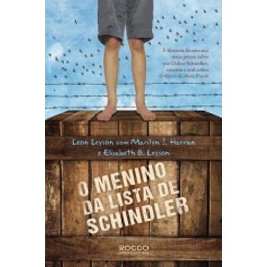 Menino da Lista de Schindler, o - Rocco