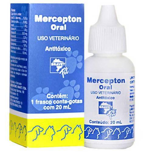 Mercepton Oral 20ml