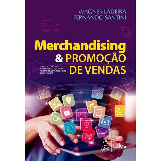 Merchandising e Promocao de Vendas - Atlas