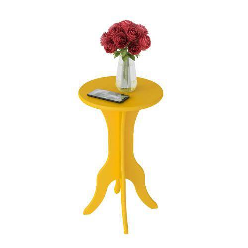 Mesa Apoio Kin - Amarelo - Artely