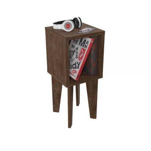 Mesa de Canto Tubi Rv - Noce