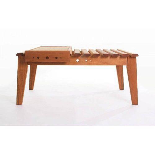 Mesa de Centro com Bandeja - Tommy Design