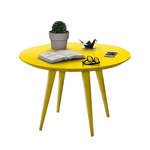 Mesa de Centro Grace - Amarelo