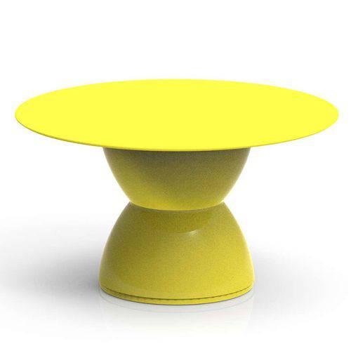 Mesa de Centro Hydro Amarelo