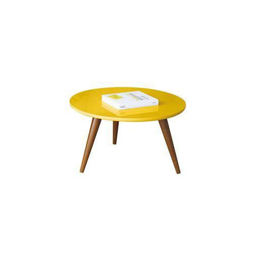 Mesa de Centro Sorelle - Amarelo - Hb Móveis