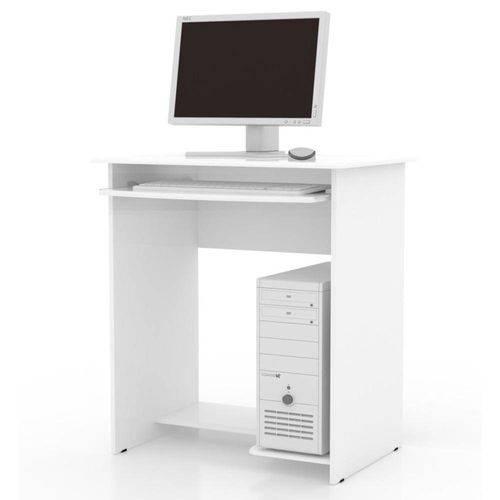 Mesa de Computador Pratica Branco
