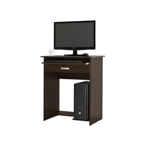 Mesa de Computador Pratica com Gaveta Terrarum - EJ Móveis