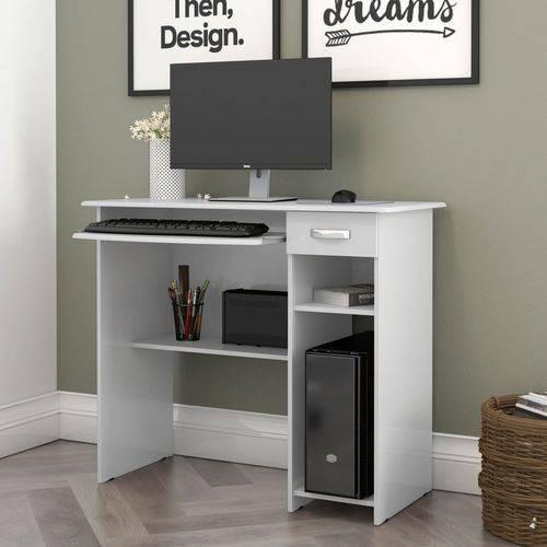 Mesa de Computador Viena - Branco