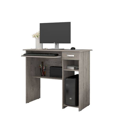 Mesa de Computador Viena Carvalho - EJ Móveis