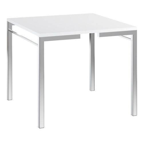 Mesa de Cozinha 1525 Branco/cromado - Carraro