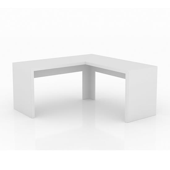 Mesa de Escritório Angular ME4116 - Tecno Mobili | Elare