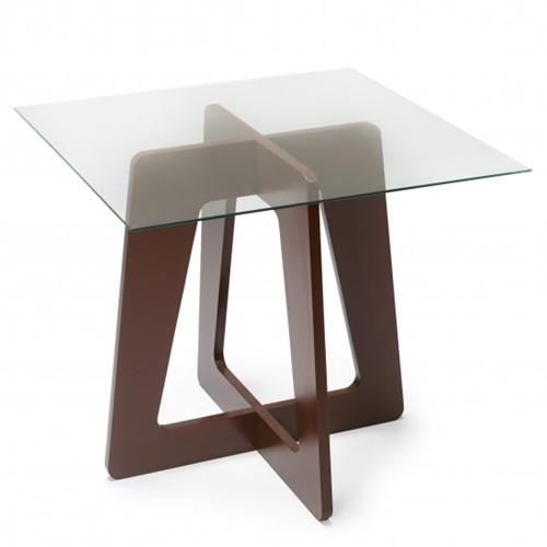 Mesa de Jantar C/ Tampo de Vidro MESAKING88 - King Móveis | Elare