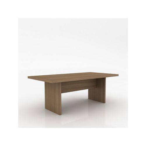 Mesa de Reunião ME-4119 Tecno Mobili Amêndoa
