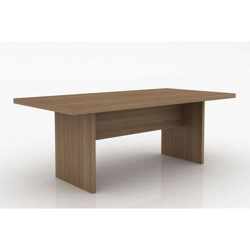 Mesa de Reunião Me4119 Amêndoa - Tecno Mobili