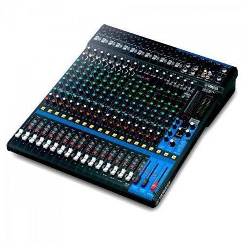 Mesa de Som Analogica 20 Canais Mg20xu Yamaha
