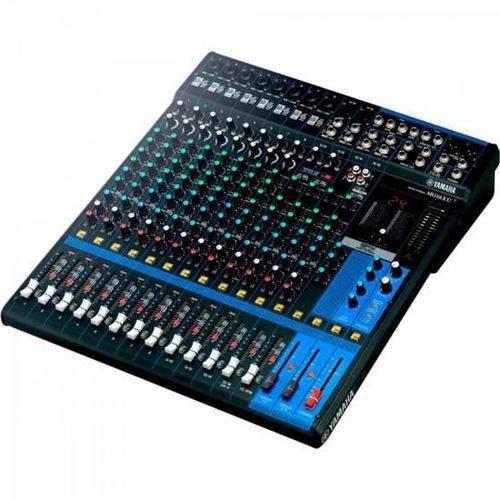 Mesa de Som Analogica 16 Canais Mg16xu Yamaha