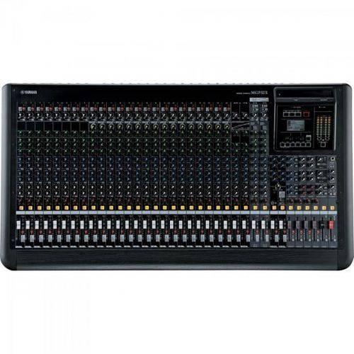 Mesa de Som Analogica 32 Canais Mgp32x Yamaha