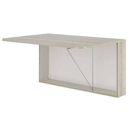 Mesa Dobrável e Suspensa para Cozinha 1 Porta Basculante 1540 100% Mdp Anis - Carraro