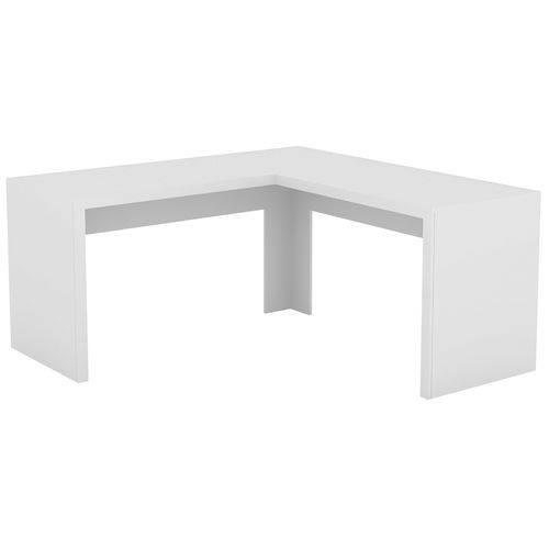 Mesa Escrivaninha para Escritório Angular Me4116 Tecno Mobili