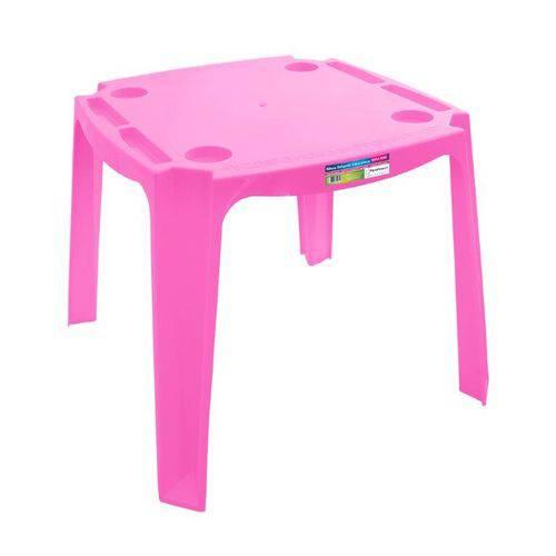 Mesa Infantil Educativa Rosa Ref 577 Paramount Plasticos