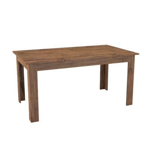 Mesa para 6 Lugares 160cmx90cm TM22 Dalla Costa Nobre