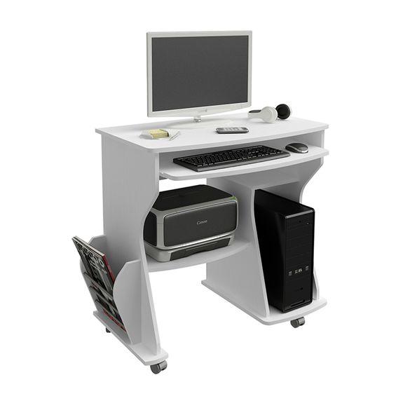 Mesa para Computador 160 - Branco