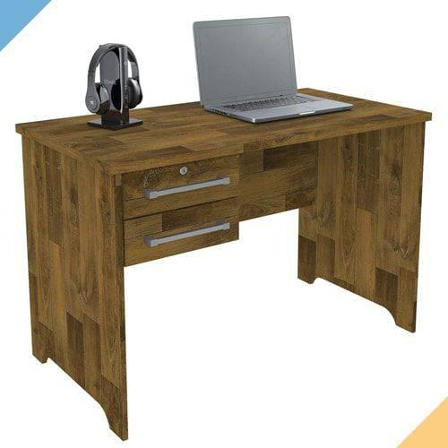 Mesa para Computador Alemanha - Amadeirado - RV Móveis