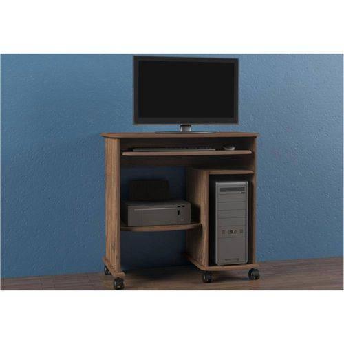 Mesa para Computador C211 com Rodízios Nobre - Dalla Costa