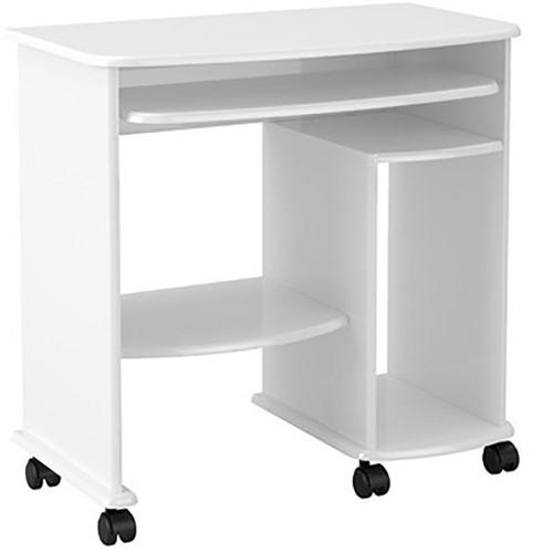 Mesa para Computador C211 Dalla Costa Branco