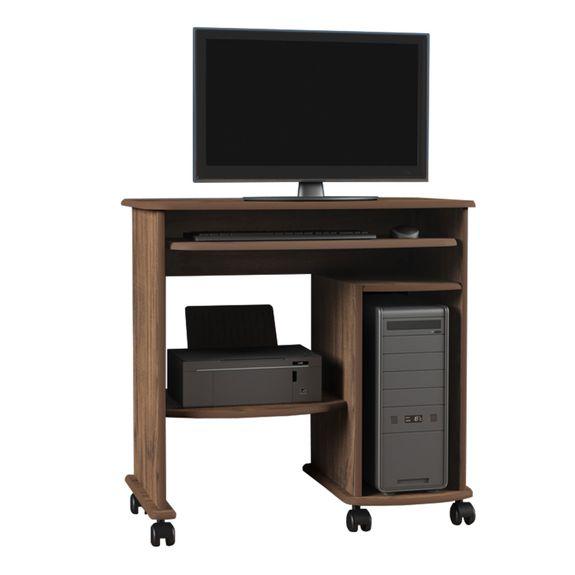 Mesa para Computador C211 - Nobre Fosco