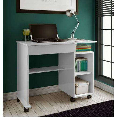 Mesa para Computador C214 Branco- Dalla Costa