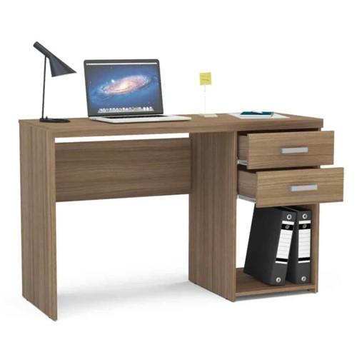 Mesa para Computador Malta Politorno 1171 Castanho