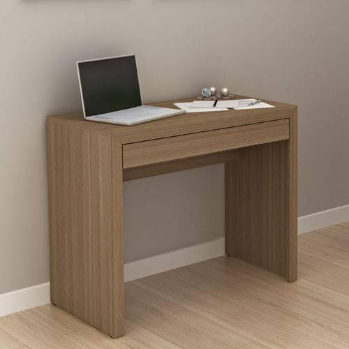 Mesa para Computador Me4107 Amendoa - Tecno Mobili