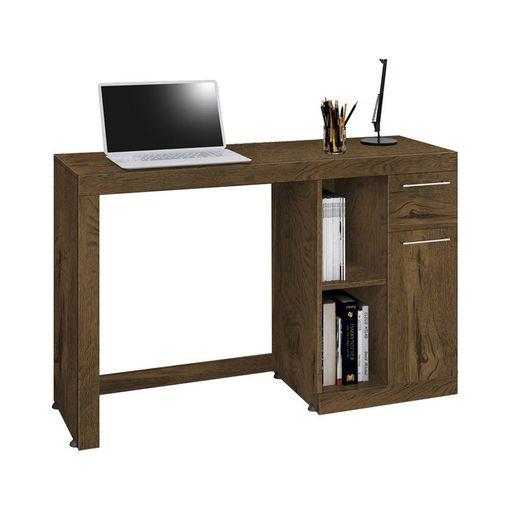 Mesa para Computador Nogal Rústico Doris EDN