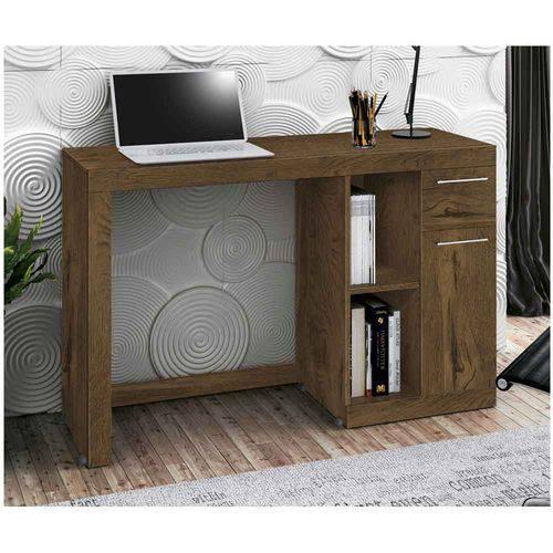 Mesa para Computador Office Doris Nogal - Edn