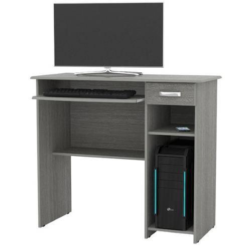 Mesa para Computador Viena - Carvalho - Ej Móveis
