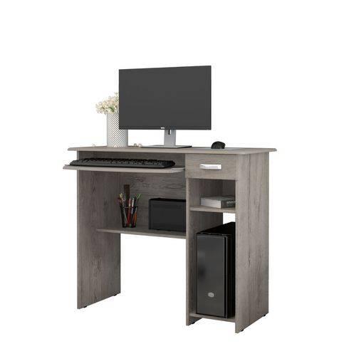 Mesa para Computador Viena Carvalho - Ej Móveis
