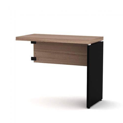 Mesa para Escritório 90cmx45cm PE40 Pandin Móveis Noce Naturalle