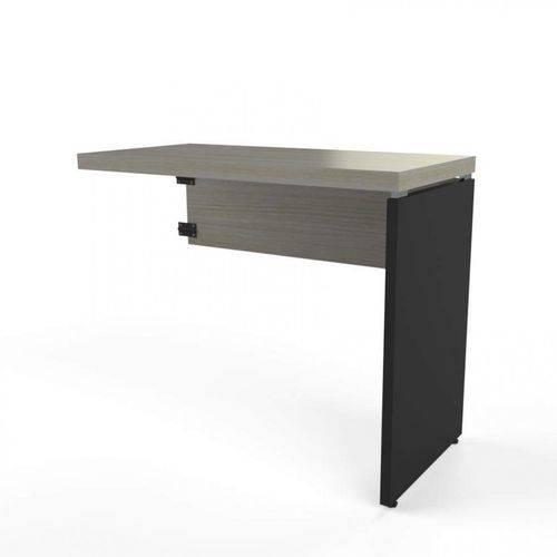 Mesa para Escritório 90cmx45cm PE40 Pandin Móveis Nogueira Casa Blanca
