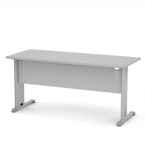 Mesa para Escritório Diretoria MAN1600/25 Arena Pandin Móveis Cinza