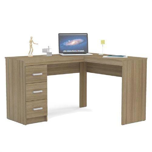 Mesa para Escritório Fênix 3 Gaveta 1184 Politorno - Politorno