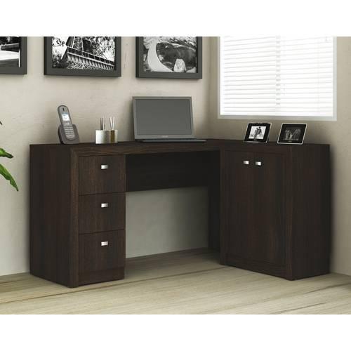 Mesa para Escritório Me4100 Tabaco - Tecno Mobili