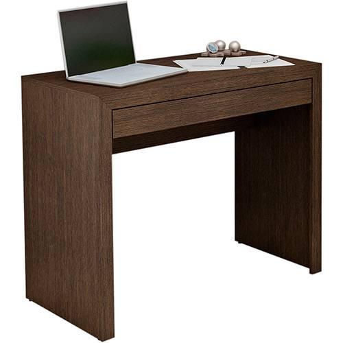 Mesa para Escritório ME4107 Tabaco - Tecno Mobili
